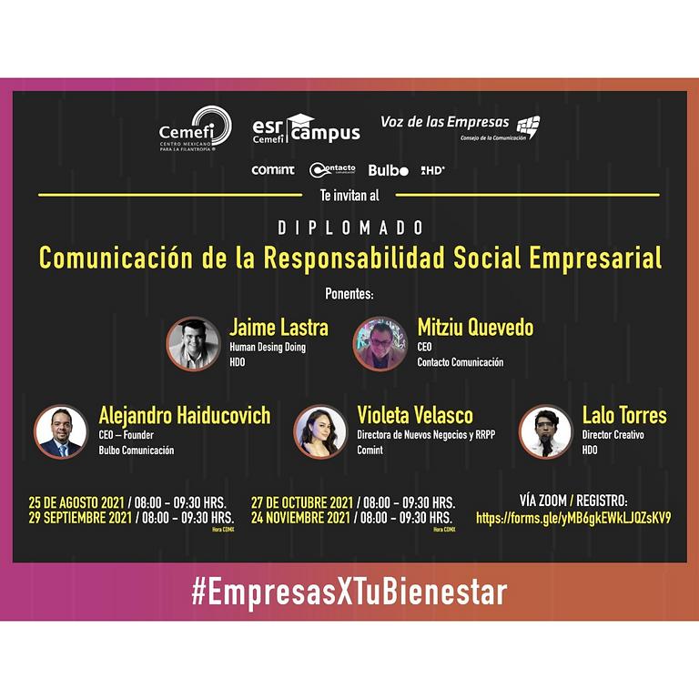 Comunicación de la Responsabilidad Social Empresarial