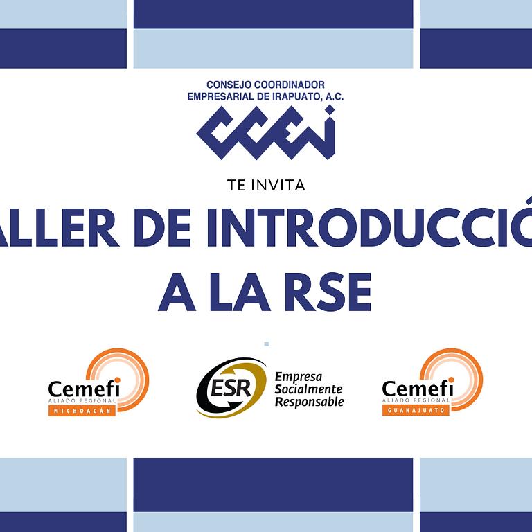 Taller de Introducción a la RSE