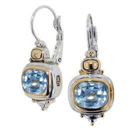 Nouveau French Wire Earrings