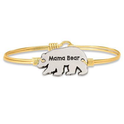 Luca and Danni Mama Bear Bangle Bracelet