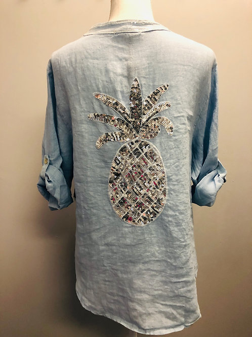 Pineapple Passion Top
