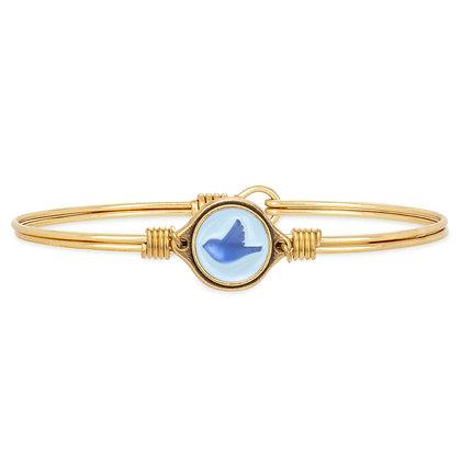 Luca and Danni Bluebird Bangle Bracelet