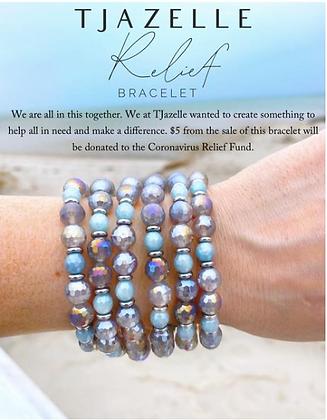 Tiffany Jazelle Relief Bracelet