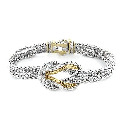 Anvil Knot Bracelet
