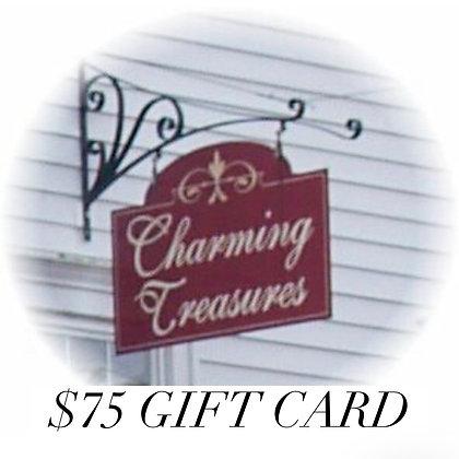 Charming Treasures Gift Card