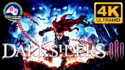 Darksiders 3 ИГРОФИЛЬМ Дарксайдерс 3 прохождение без комментариев 4K 60FPS Сюжет фэнтези