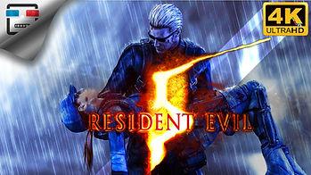 Resident Evil 5 русская озвучка Обитель