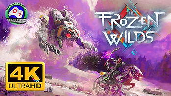 Обложка Horizon zero dawn the frozen wil