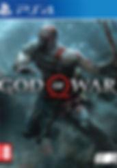 Бог войны 2018