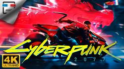 КИБЕРПАНК 2077 18+ 4K 60FPS Игрофильм CYBERPUNK 2077 прохождение без комментариев сюжет фантастика