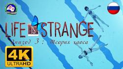 Life is Strange 3 эпизод теория хаоса ИГ