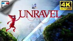 UNRAVEL Игрофильм 4K60FPS Прохождение без комментариев Фэнтези СКАЗКА