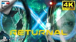 RETURNAL  Игрофильм Полная версия 4K60FPS Прохождение на русском Секретная концовка Сюжет фантастика
