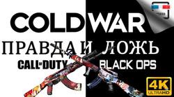 Правда и Ложь 18+ 4K 60FPS ИГРОФИЛЬМ Call Of Duty Black Ops Cold War прохождение без комментариев