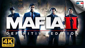 Mafia 2 Ремастер 4K 60FPS 18+ ИГРОФИЛЬМ