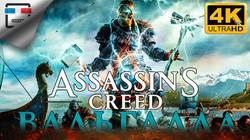 Assassin's Creed Valhalla Игрофильм2 4K60FPS Прохождение без комментариев фантастика1