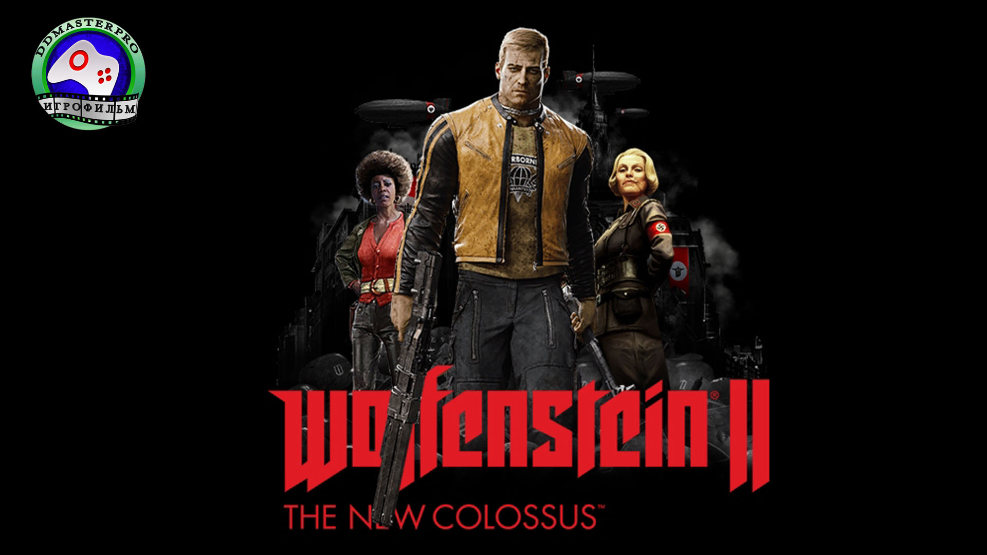 WolfensteinII The New Colossus