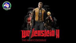 ИГРОФИЛЬМ Wolfenstein 2 прохождение без комментариев полная версия 18+ сюжет фантастика