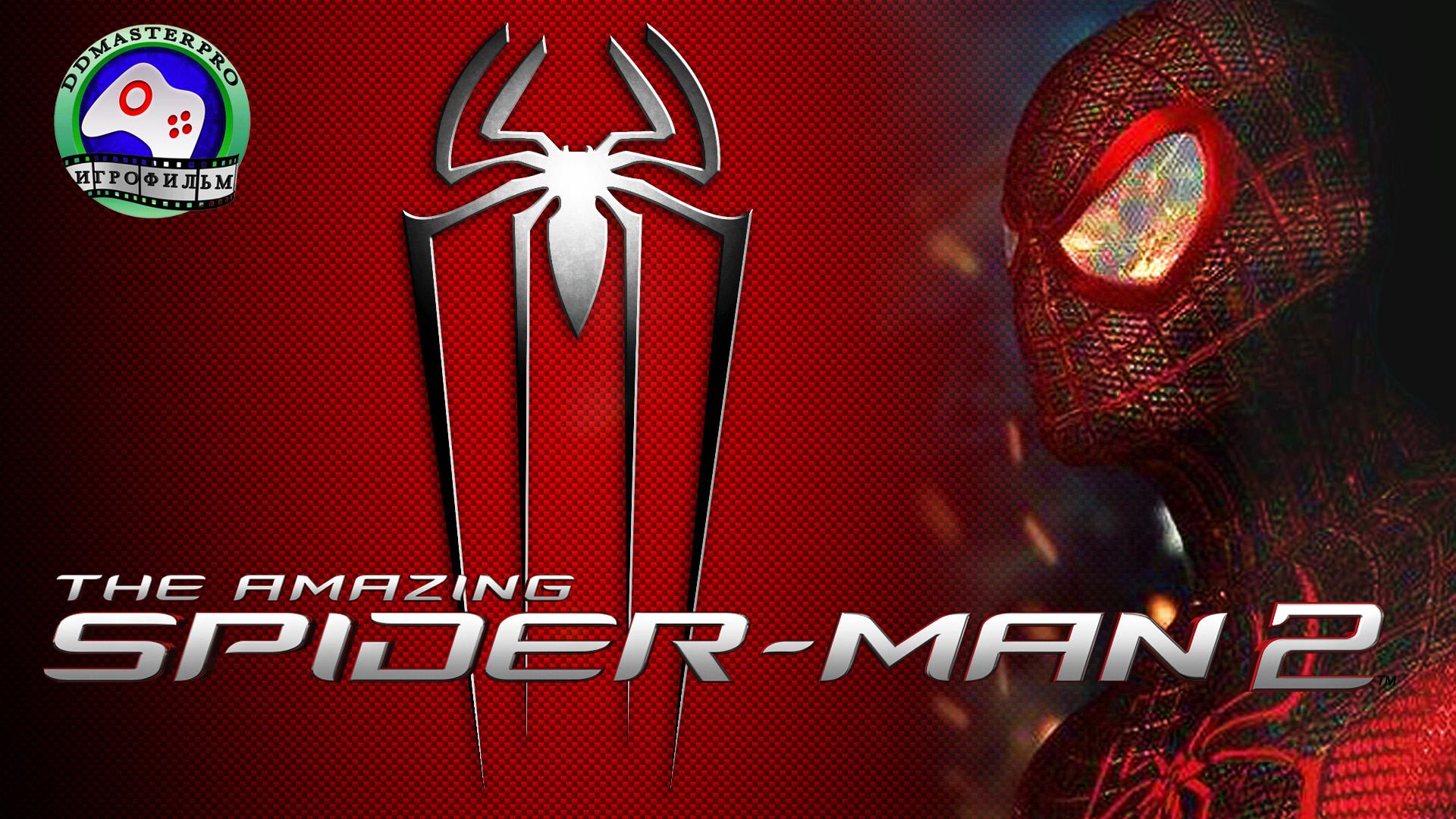 Человек Паук Хранитель Нью Йорка Amazing Spider - Man 2 ИГРОФИЛЬМ сюжет фантастика