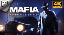 МАФИЯ РЕМЕЙК 4K 60FPS 18+ Mafia Definitive Edition ИГРОФИЛЬМ прохождение на русском сюжет боевик