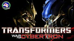 Трансфо́рмеры- Битва за Кибертро́н