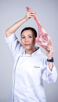 Executive Chef Thanutchaya Bangriem (Chef Dao)