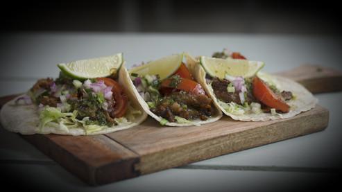 Lamb Barbacoa Taco