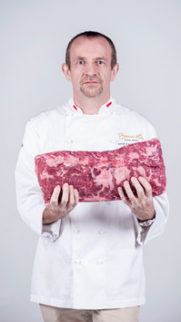 Chef Founder Gilles Marx