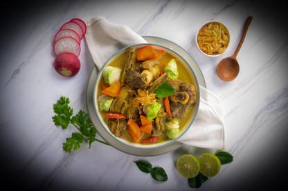 Lamb Tengkleng Stew