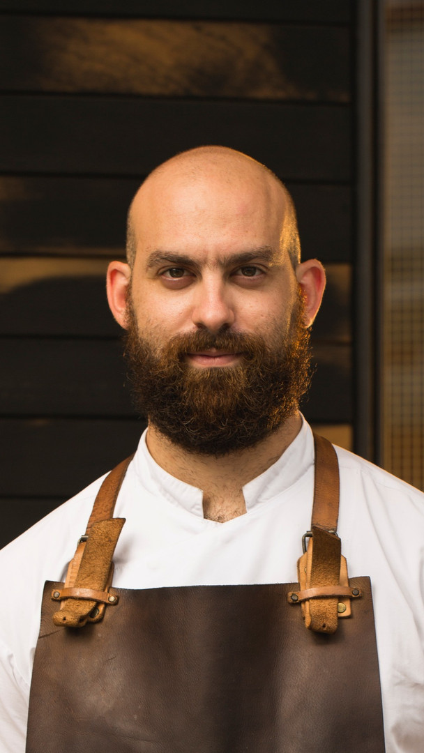 Burnt Ends: Chef Dave Pynt