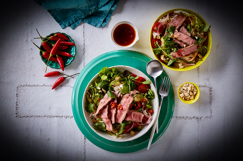 Spicy Thai lamb & Noodle Salad final 2.p
