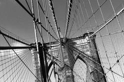 The Brooklyn Bridge - 布魯克林大橋