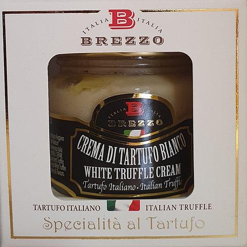 Crème de Truffe Blanche du Piémont, 80g, Brezzo