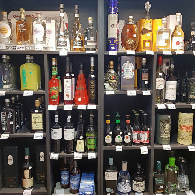 Liquori   Digestivi  Aperitivi