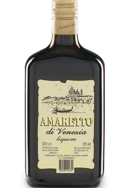 Liquore Amaretto Venezia 25%, Distilleria Zanin, 0.70 L
