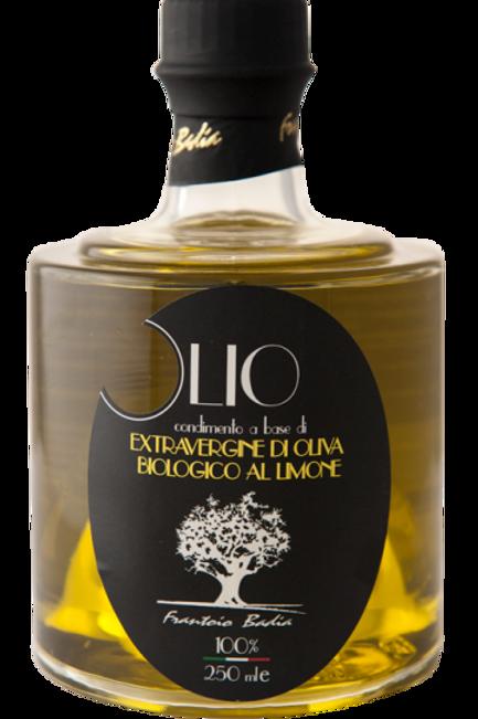 Huile d'olive aromatisée au Citron 0.25 L
