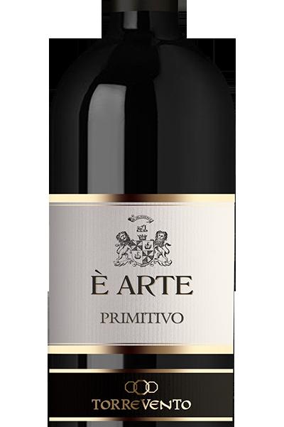 È Arte Primitivo Puglia IGT 2018, Torrevento 0.75 L