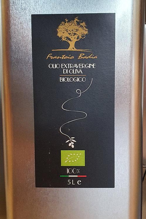 Huile d'Olive Extra Vierge ,Bio, Corigliano 3l