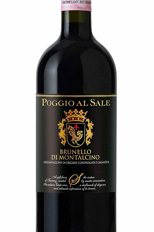 Brunello di Montalcino DOCG 2011, Poggio al Sale 0.75 L