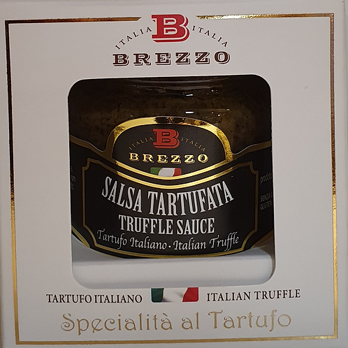 Crème de Truffe Noire   , 80g, Brezzo