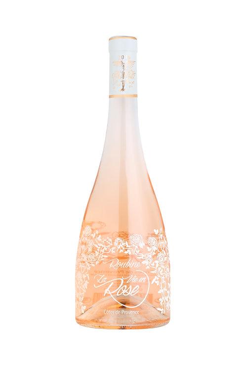 Vie en Rose Côtes de Provence AOC 2017, Château Roubine 0.75 L