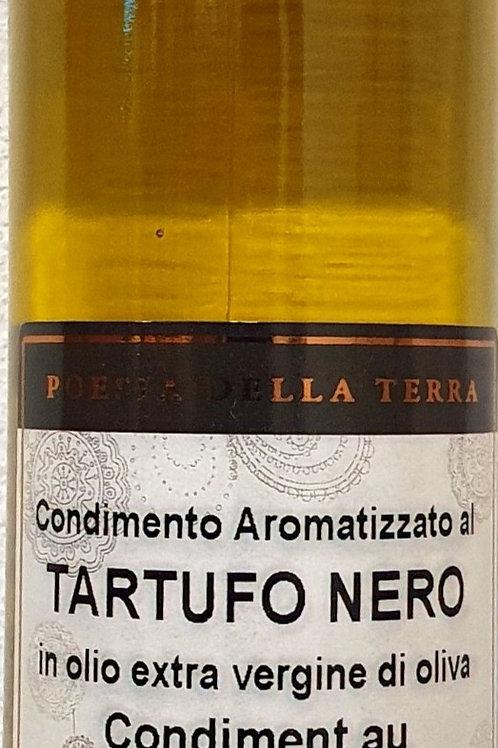 Huile aromatisée à la Truffe Noire, 250 ml , Gemignani Toscane