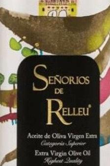 Huile d'Olive Extra Vierge BIO, Senorio de Relleu 50 cl
