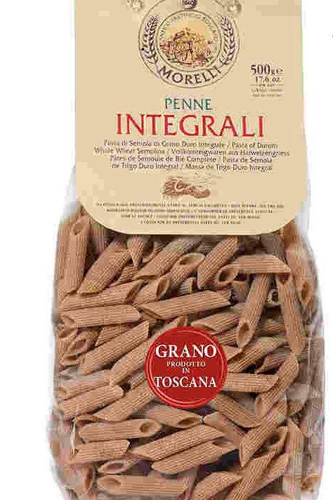 Penne au blé complet 500 g , Antico Pastificio Morelli