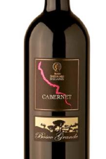 Cabernet Sauvignon DOC Bosco Grande 2013, Breganze 0.75 L