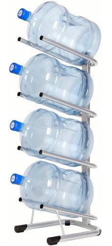 Стойка для воды (4 бут.)