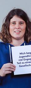 Murielle Egloff - Präses Minis und Blauring