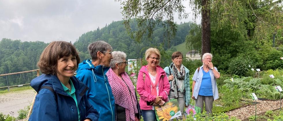 Ausflug Frauengemeinschaft nach Teufen 2021