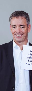 Martin Luethy - Kirchenpfleger/Finanzen
