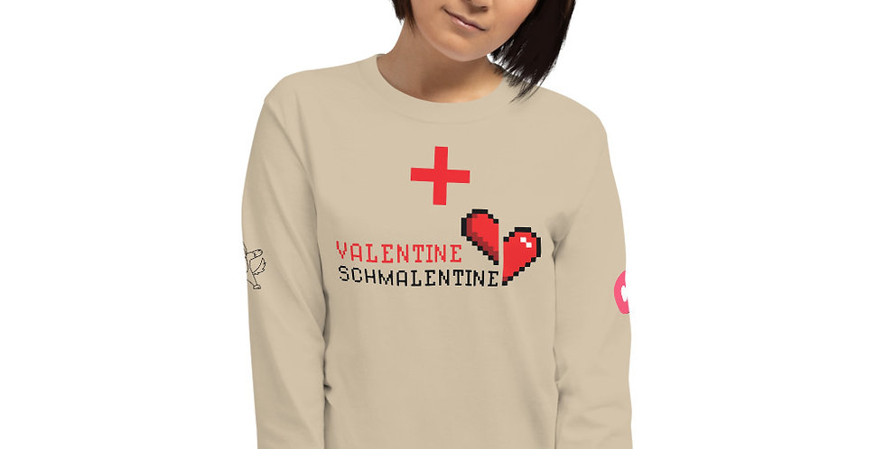 Schmalentines Women's Long Sleeve Shirt